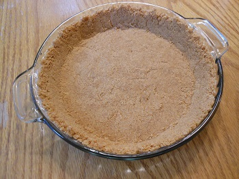 Cookie Crust for Pies