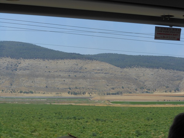 Mountains of Gilboa
