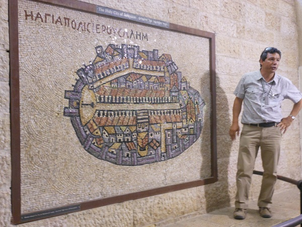 Old City mosaic