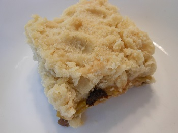 Mock Apple Pie Bars