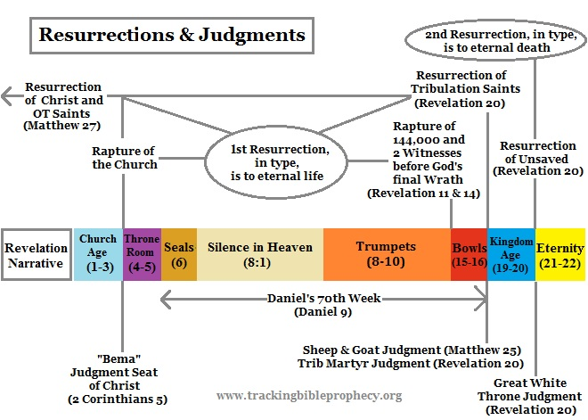 Resurrections and Judgments